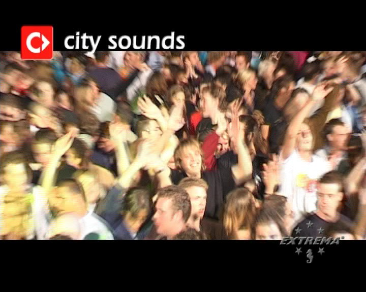 Screenshot promotiefilm City Sounds.