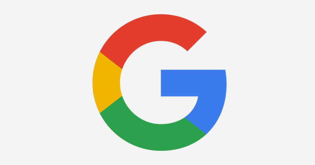 Logo Google behorende bij Google Suite