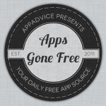 Logo Apps Gone Free.