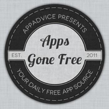 Logo Apps Gone Free.