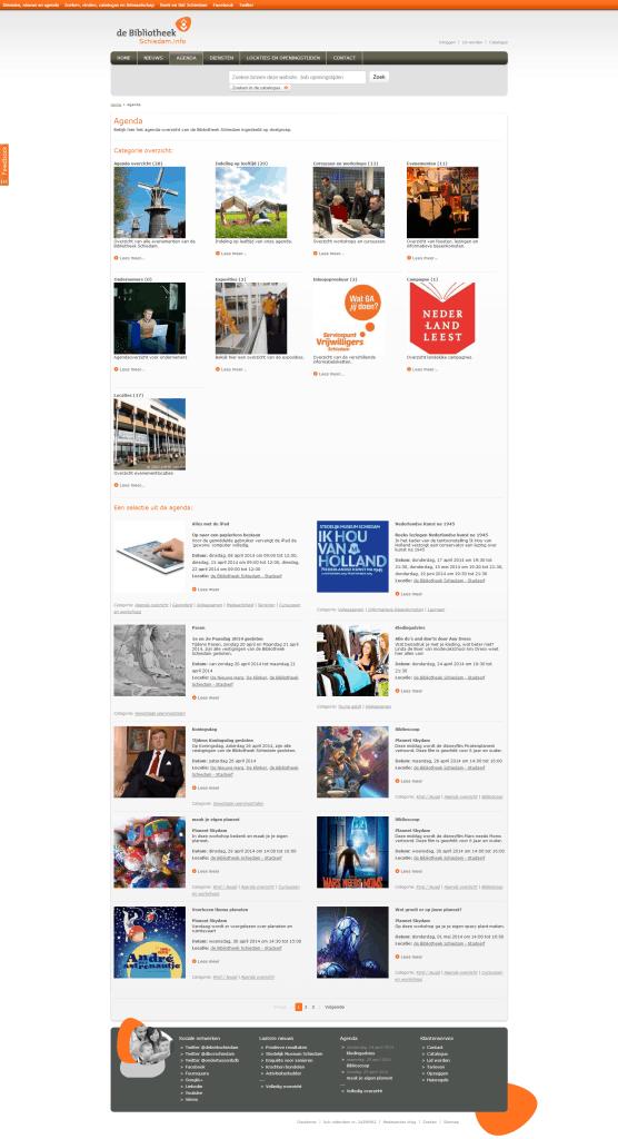 De bibliotheek schiedam nl en info multimediale oplossingen - Idee bibliotheek ...