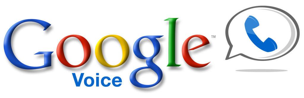 Logo Google Voice.