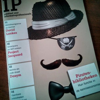 Foto van de cover van IP magazine juni 2015 met daarin een artikel van Marcus Bergsma - Mackrad.nl.