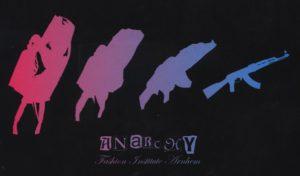 Logo Anarchy - Fashion Institure Arnhem.