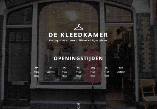 DeKleedkamer.com