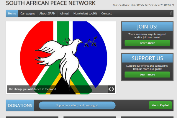 South African Peace Network