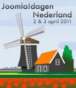 Afbeelding banner Joomla!dagen 2011.