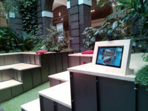 Photobooth in de Korenbeurs Schiedam.