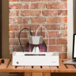 Persfoto van de New Matter MOD-t 3D printer