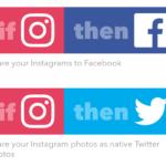 If This Then That voor Instagram