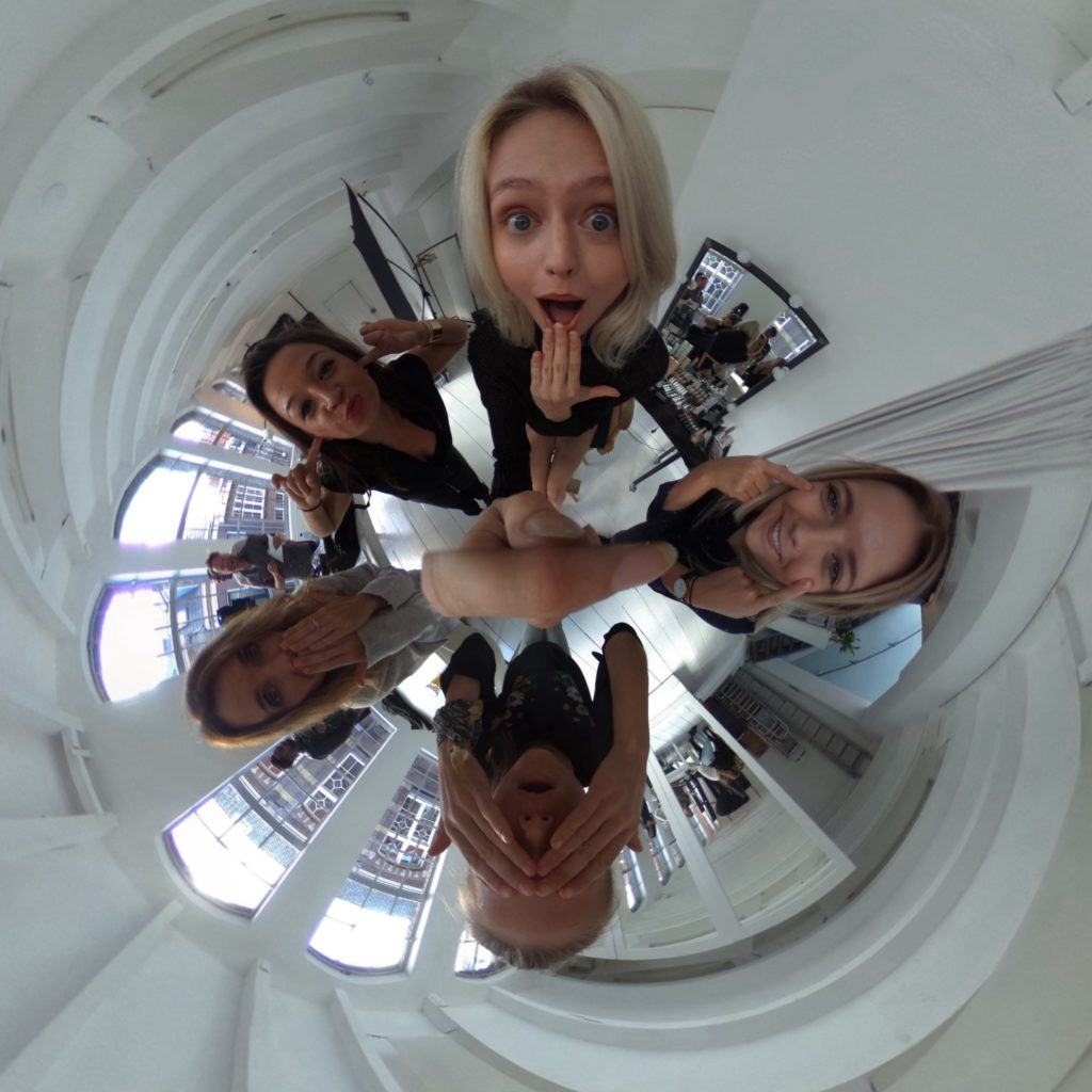 Little Planet - Backstage bij Holland's Next Top Model.