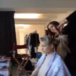screenshot van een 360 graden foto - Hollands Next Top Model - Ism The Modelhouse