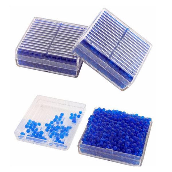 Foto van silica gel