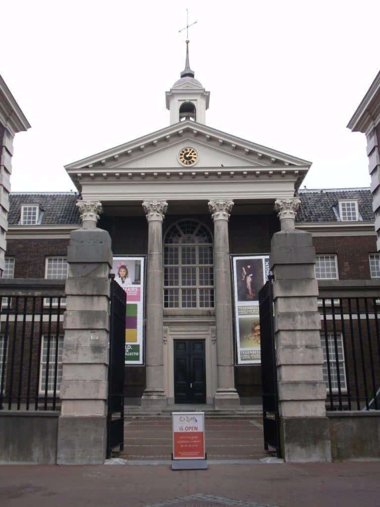 Foto van het Stedelijk Museum Schiedam