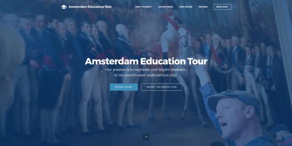 Amsterdam Education Tour
