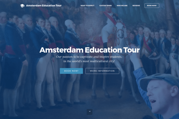 Amsterdam Education Tour