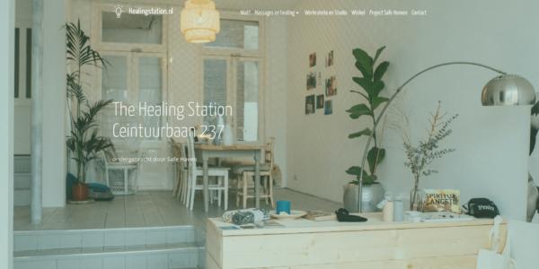Healing Station Amsterdam