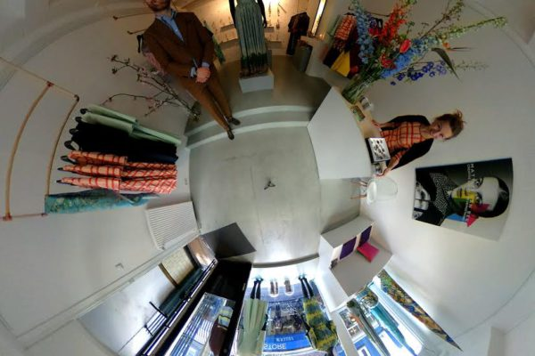 Mattijs van Bergen Pop Up Store - Little Planet