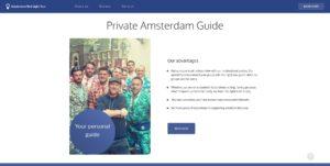 Screenshot Amsterdam Red Light Tour - Tour