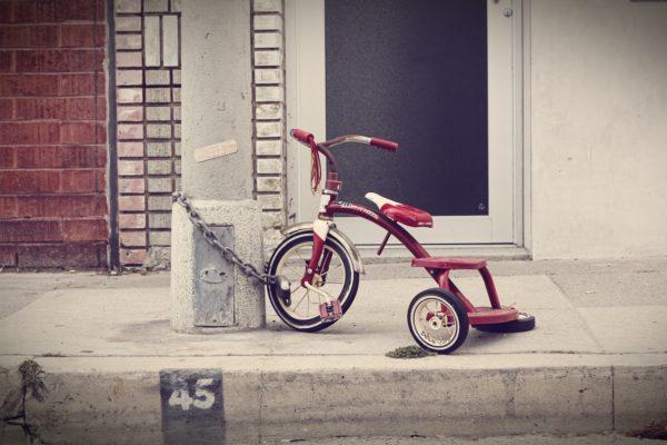 Rechtenvrije foto van een fiets van Florian Klauer via Unsplash.