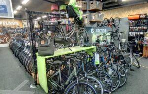 Screenshot Ado Bike XL op Google-Maps.