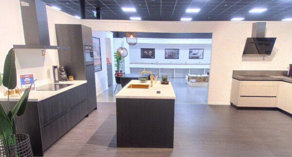Screenshot Keukenloods Almere op Google-Maps.